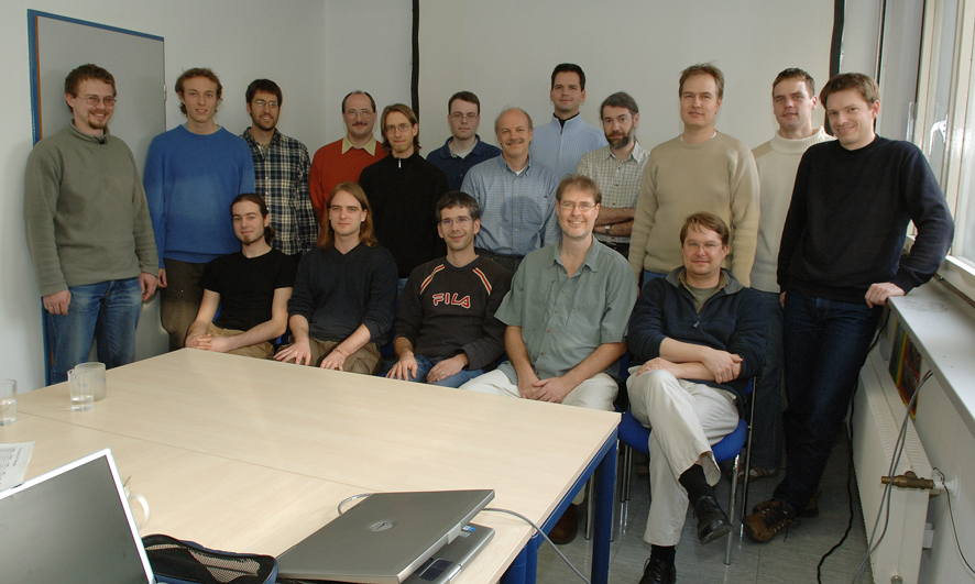 Group photo of workshop